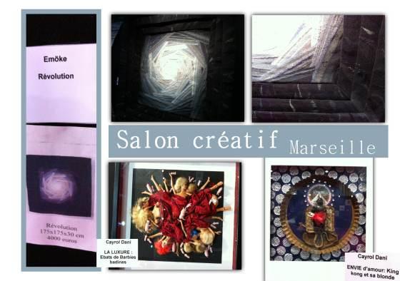 Salon créatif au parc Chanotl'expo
