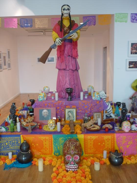 maison du Mexique à Madrid